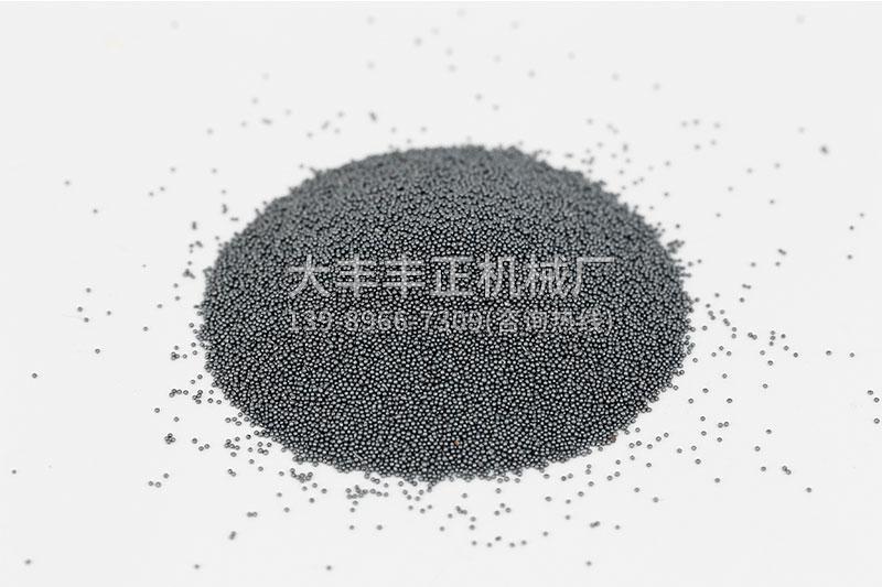 钢砂硬度与消耗之间的关系
